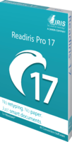 Readiris Pro 17 for Windows (PDF and OCR Software) discount coupon